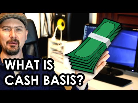 What is CASH BASIS accounting? UK small business basics