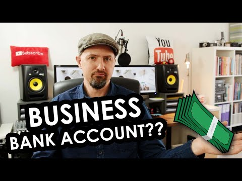 Do you NEED a Business Bank Account in the UK?