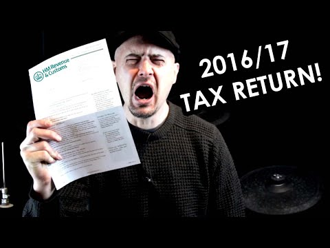 How I do my tax return in 2018 for the 2016/17 tax year