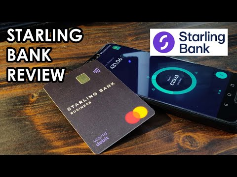 Starling Bank Review - Mobile and Desktop app walkthrough