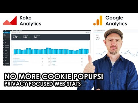 A privacy-focused alternative to Google Analytics? Koko Analytics!