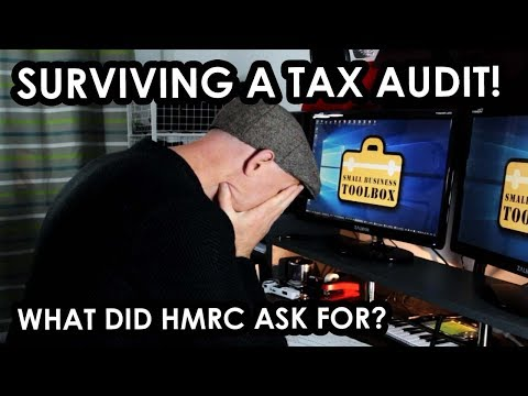 I got audited! Questions asked in a UK tax audit (part 1)