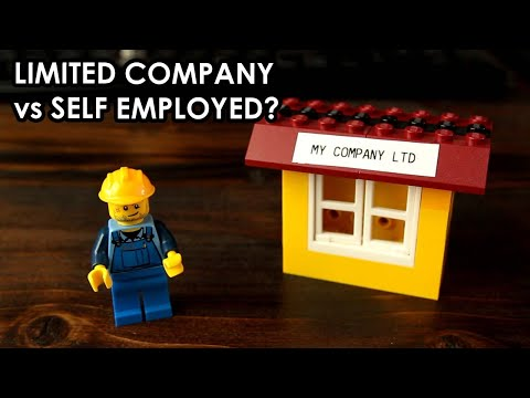 Sole Trader vs Limited Company in the UK?