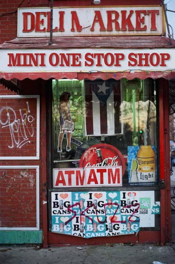 Mini One Stop Shop