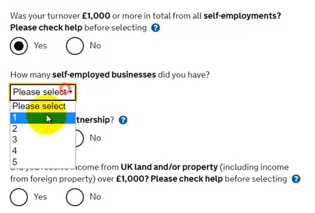 How Many Self Employed Businesses