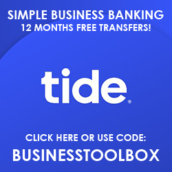 Tide Bank Offer