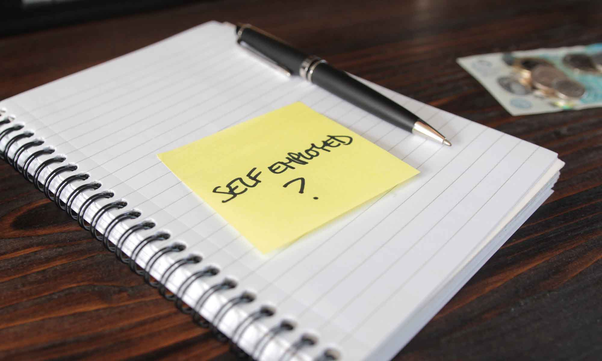 How to Become Self Employed in the UK