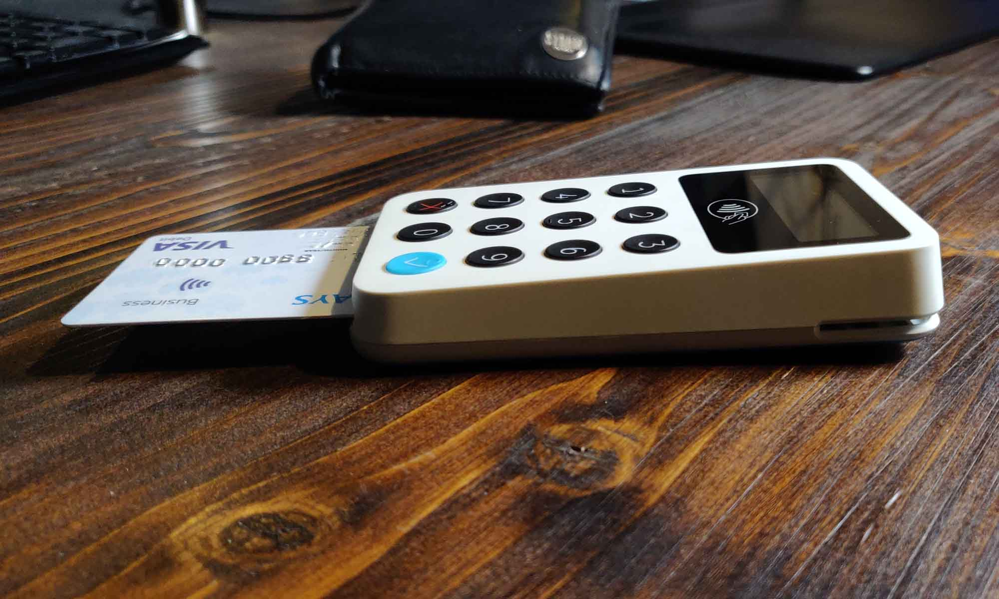 How to use iZettle to take Credit and Debit Cards