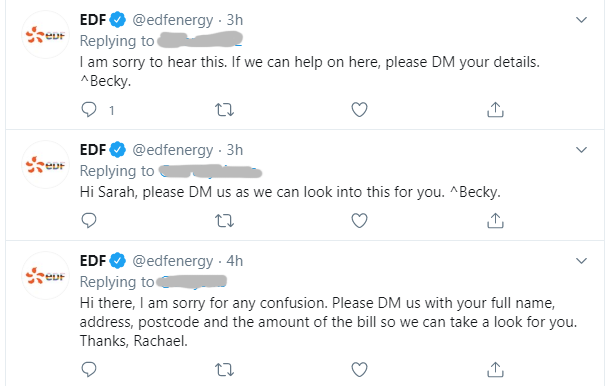 EDF Energy on Twitter