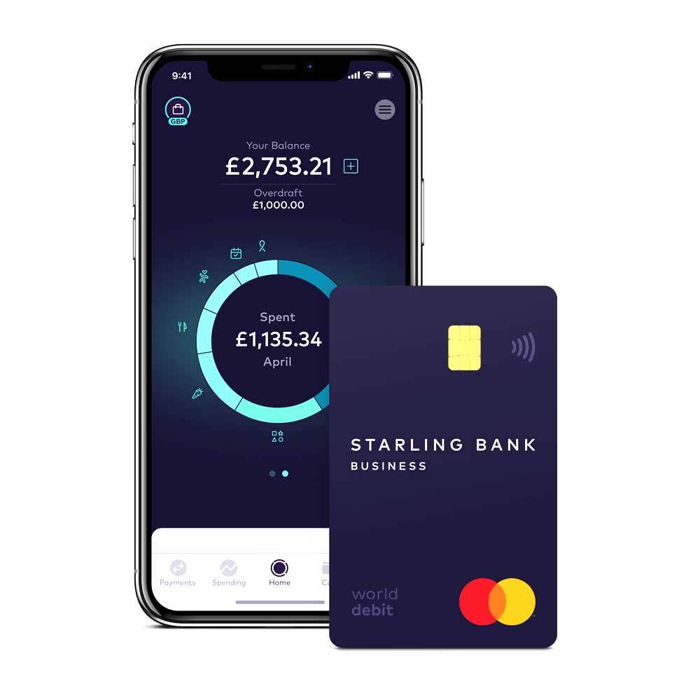 Starling Bank review for business